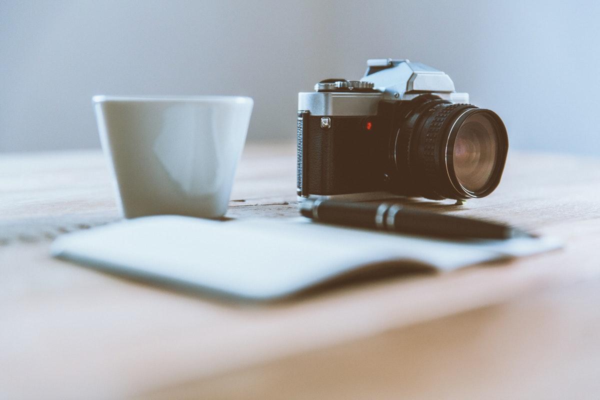 Kawa, notes, aparat